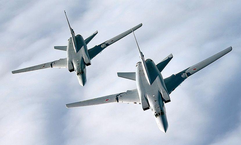 Российские самолеты бомбами и крылатыми ракетами атаковали объекты ИГ