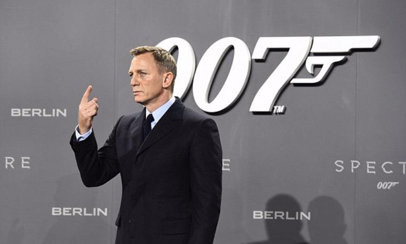 """В Россию """"007 Спектр"""" приехал с рекордами и 80 миллионами долларов в кассе"""