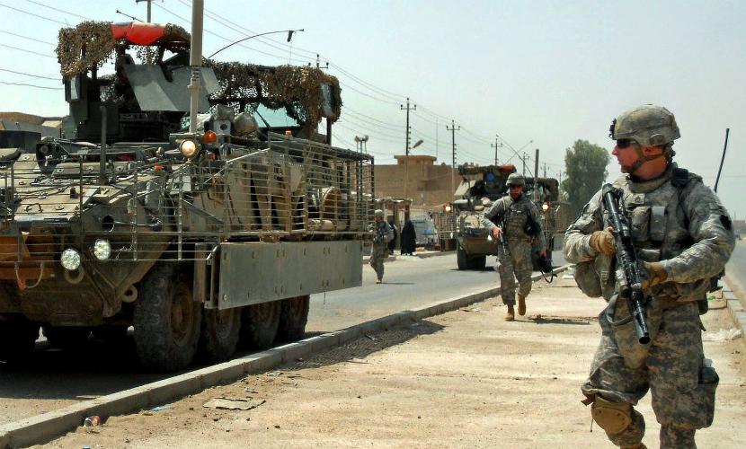 США помогут Литве укрепить оборону бронемашинами Stryker