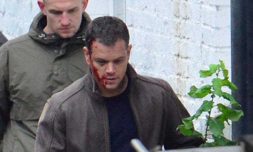 Голливудскую звезду Мэтта Деймона жестоко избили до крови в Лондоне