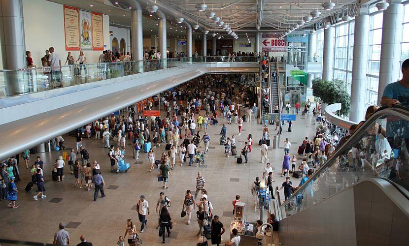За сутки на родину из Египта вернулись 11 тысяч российских туристов