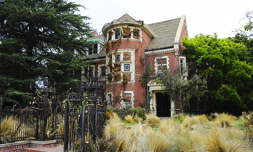 Дом с привидениями из Якутска выставили на продажу