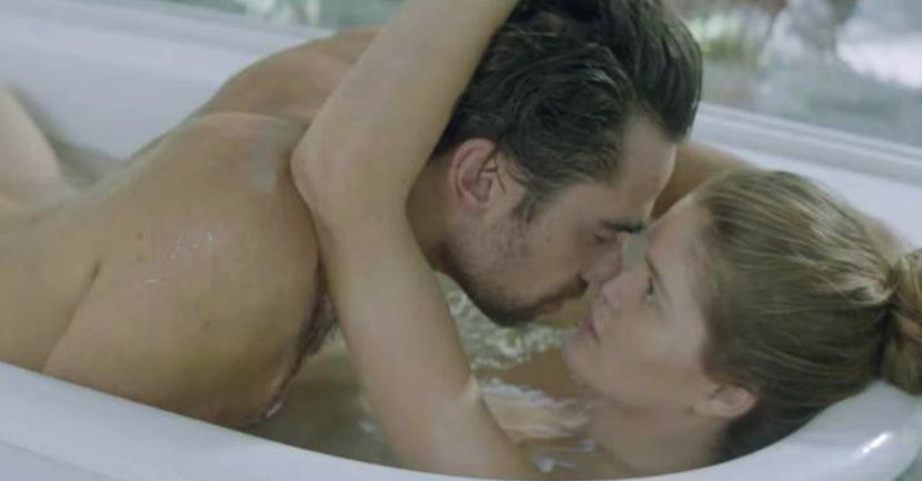 Иван Дорн снялся в эротическом клипе с любовными играми девушки и мужчины