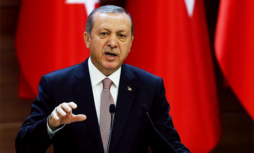 Доставкой тела пилота Су-24 в Анкару занимались власти Турции, - Эрдоган