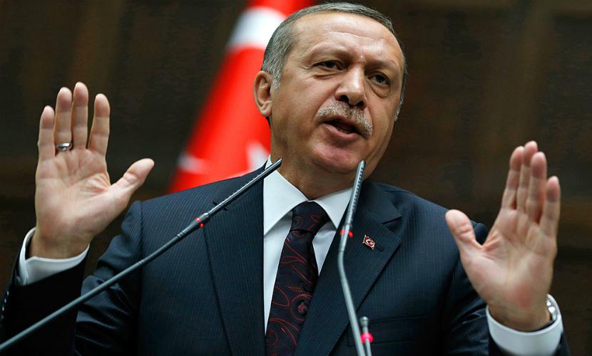 Три года назад Эрдоган клялся, что нельзя сбивать самолеты-нарушители