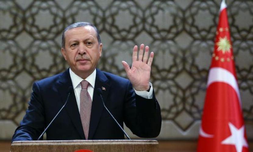 Я уйду в отставку, если докажут, что мы бесчестно покупаем нефть у террористов, - Эрдоган