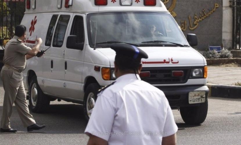 Два взрыва прозвучали близ отеля на Синайском полуострове в Египте