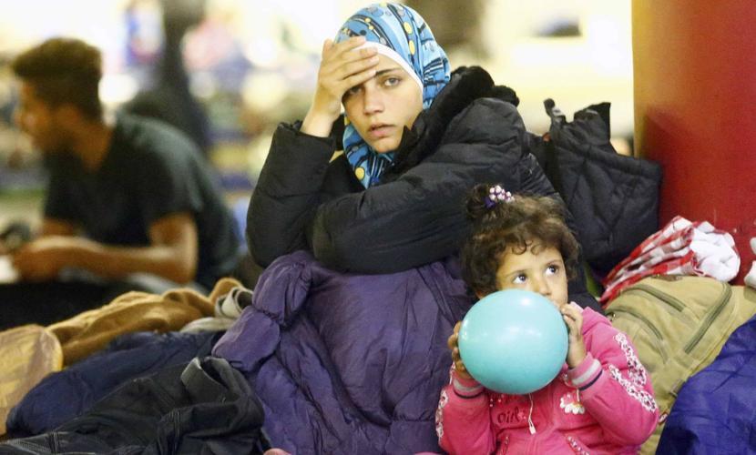 Изнасилования школьниц мигрантами вынудили финские власти закрыть центры для беженцев