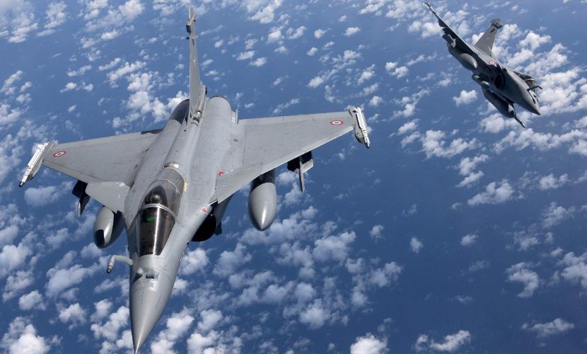 Самолеты ВВС Франции по