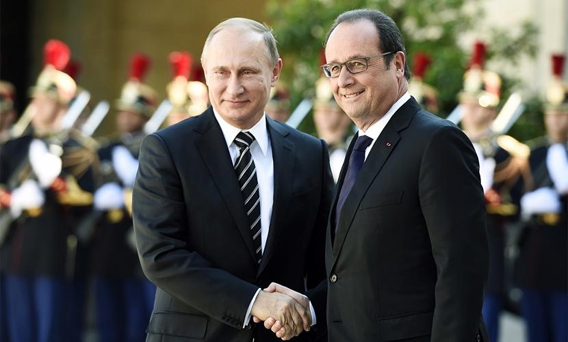 Россия и Франция готовы объединиться в