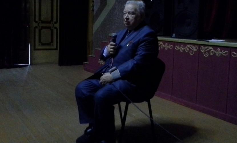 Георгий Гречко посетил встречу исследователей подмосковного феномена на минувших выходных.