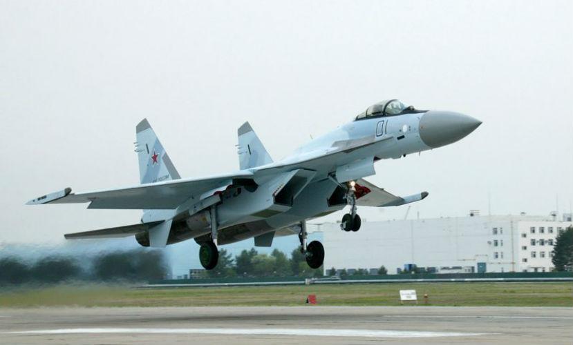 Россия готова продавать истребители Су-35 Арабским Эмиратам