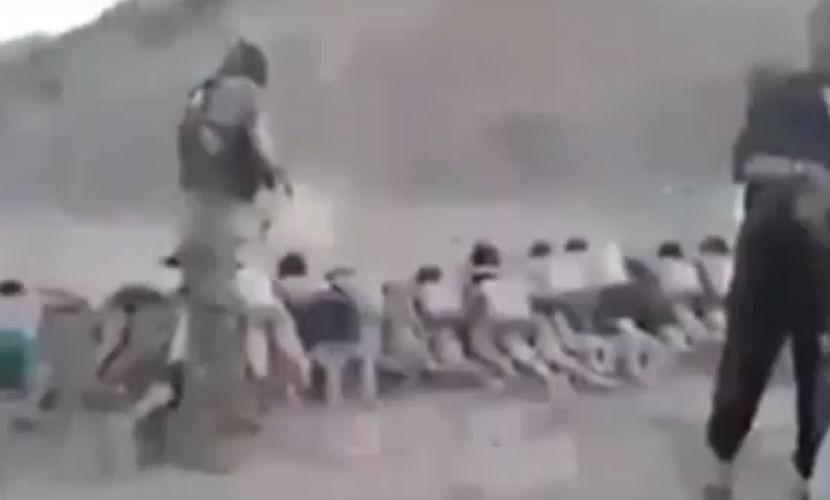 Видео казни 200 сирийских детей террористами ИГИЛ шокировало Интернет
