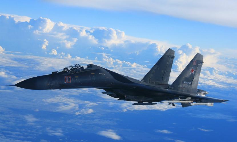 Россия объяснила, почему истребитель ВВС нарушил воздушное пространство Турции