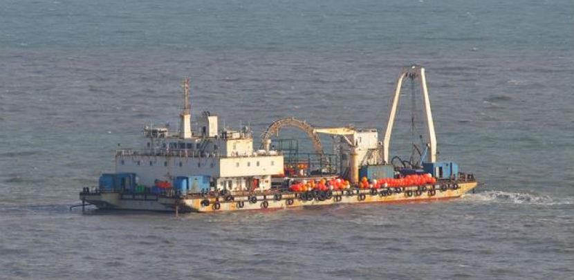 Украина возбудила дело против китайских строителей энергомоста в Крым