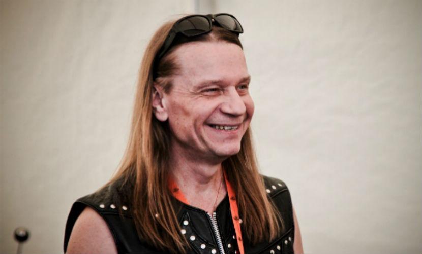 Рок-музыкант Кипелов