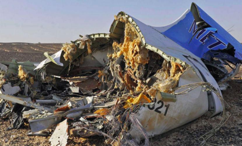 Российский самолет потерпел крушение 31 октября 2015 года в Египте.