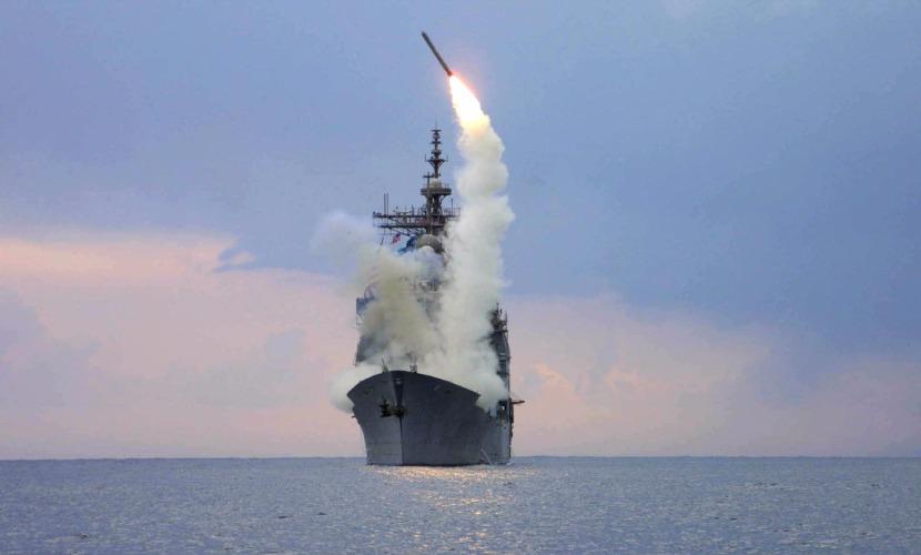 ВС России запустили крылатые ракеты с кораблей по району падения самолета Су-24, - СМИ