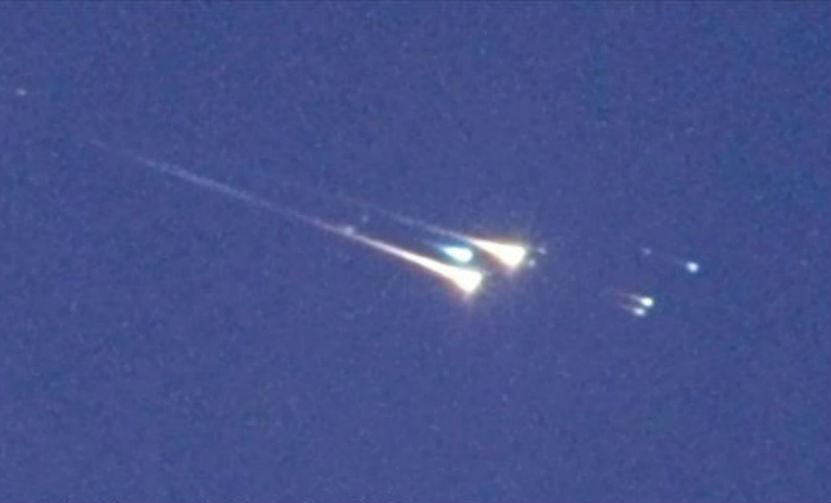 Загадочный космический объект рухнул на Землю