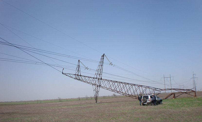 К электроснабжению подключили все крупные города Республики Крым