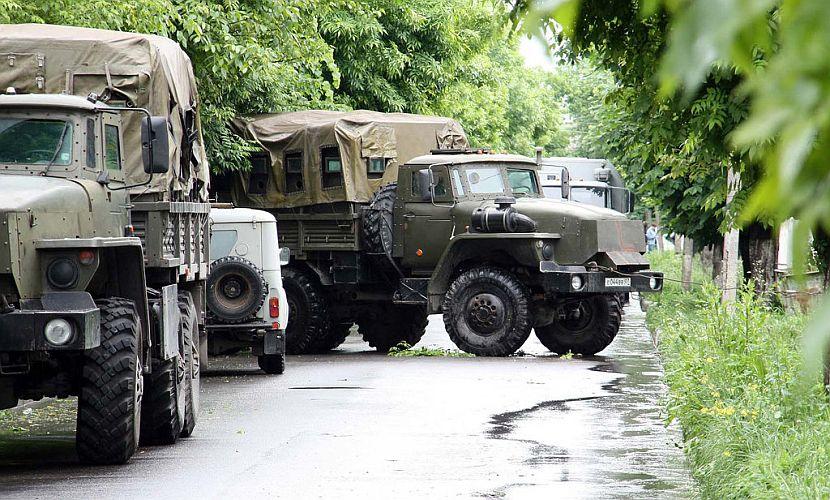 В Кабардино-Балкарии в результате спецоперации были убиты 10 боевиков