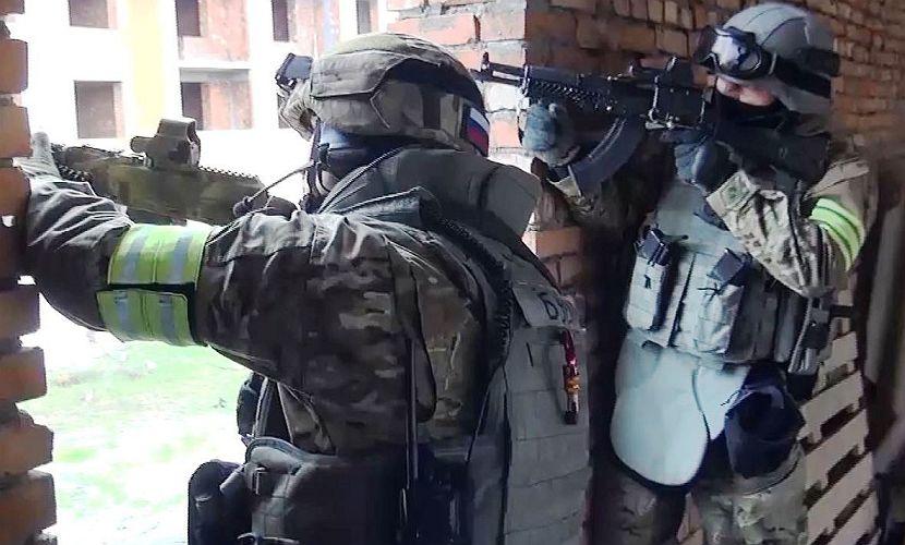В перестрелке в Нальчике убили троих боевиков и ранили силовика