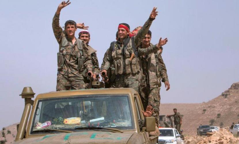 Курдские войска уничтожили 100 боевиков ИГ и вошли в иракский город Синджар