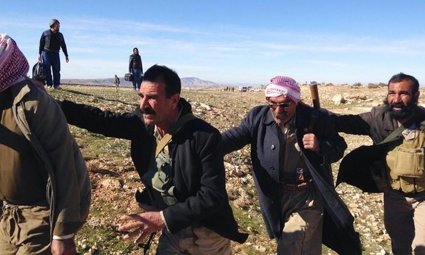 Курдские войска перешли в наступление на ИГИЛ
