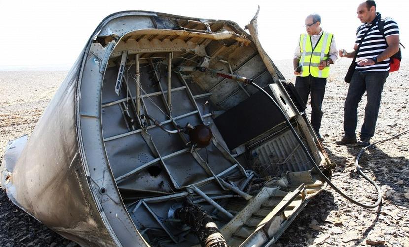 Тело ребенка и останки взрослых россиян обнаружены при новом обследовании обломков фюзеляжа А321