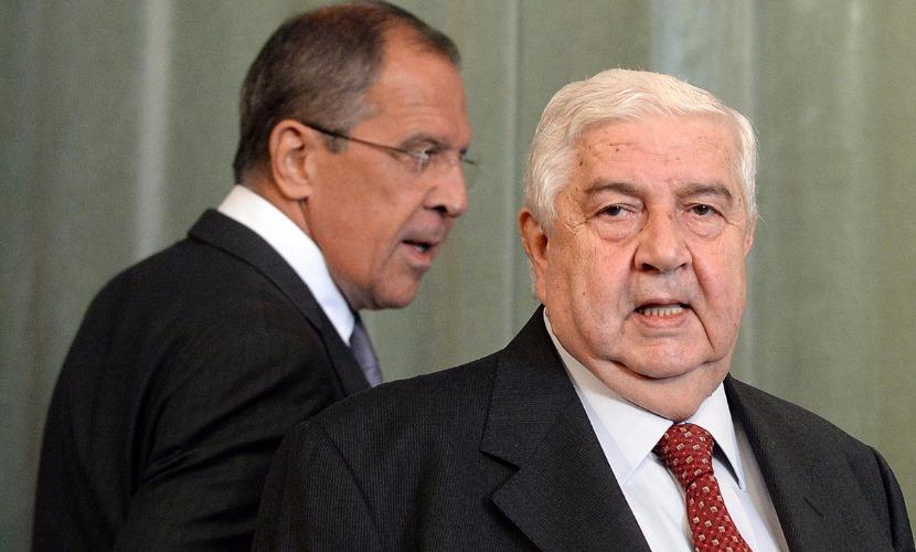 Посольство России в Дамаске снова обстреляли из минометов, - Лавров