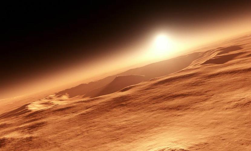 Ученые нашли ответ на вопрос, куда пропала атмосфера Марса