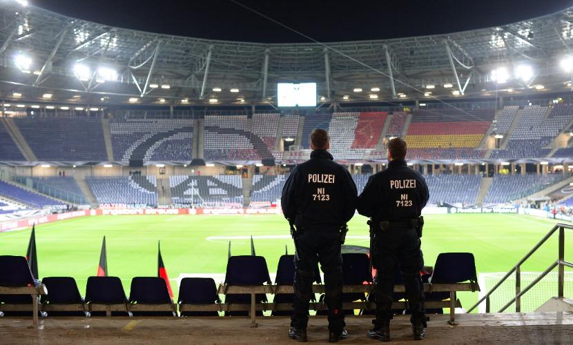 Теракт в немецком Ганновере на футбольном матче предотвратила разведка Израиля