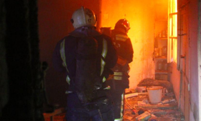 Актриса и директор ТЮЗ заживо сгорели в Астрахани
