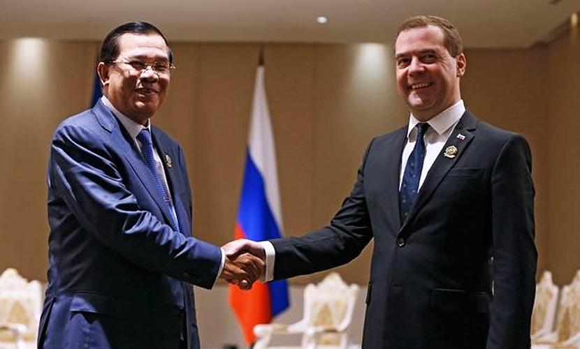 Россия и Камбоджа будут бороться против терроризма вместе