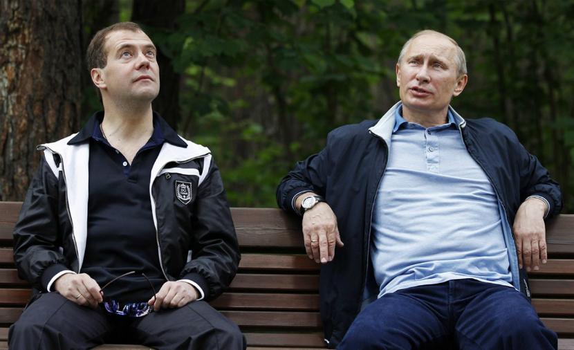 Медведев и Ротенберг подняли свой рейтинг