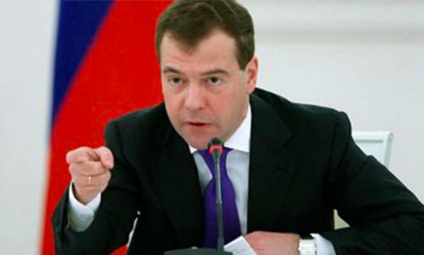 Медведев: Политика США привела к усилению ИГИЛ