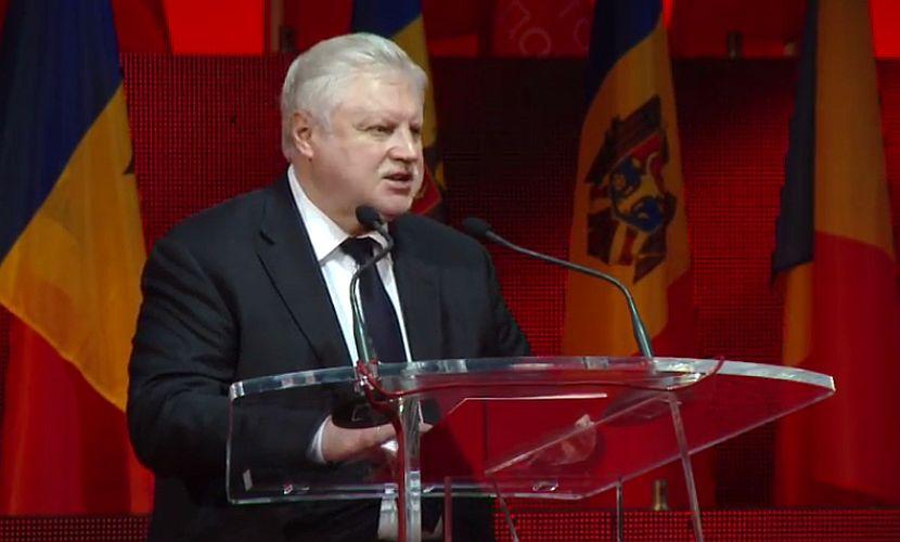 ПСРМ подняла в Молдавии флаг реальной борьбы с коррупцией, - Миронов