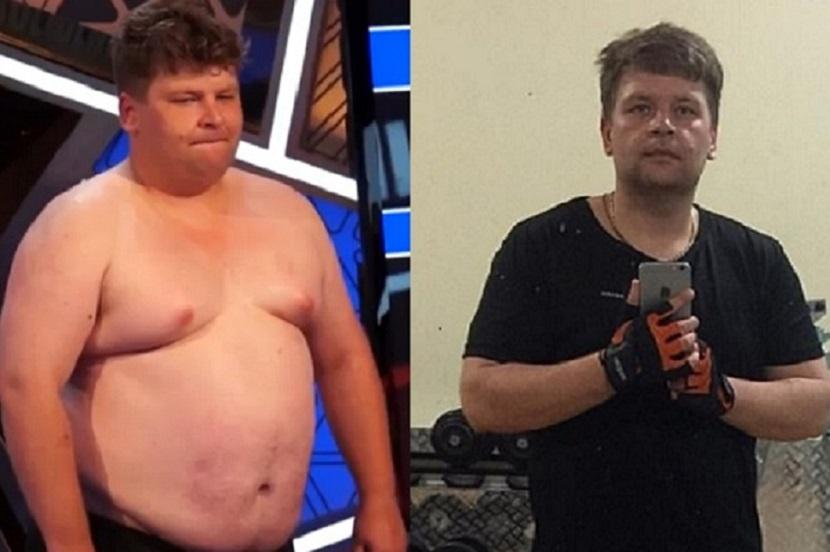 Резко похудевший мужчина из Ставрополя смог зачать ребенка и стать звездой телешоу