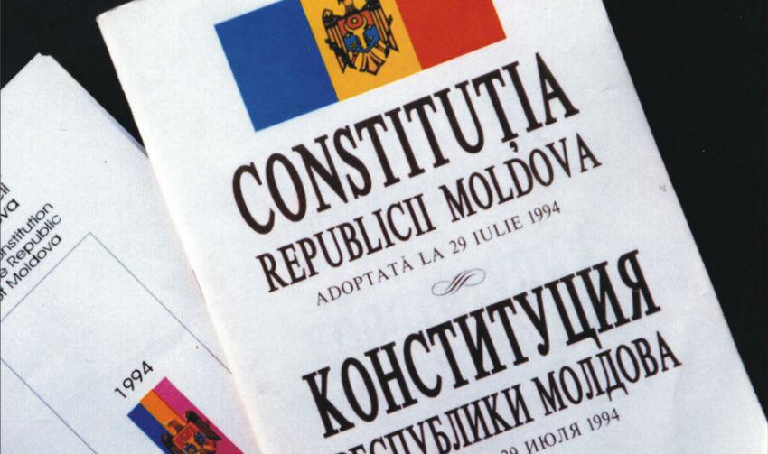 В Молдавии заявили о возвращении отнятого у народа права выбирать президента