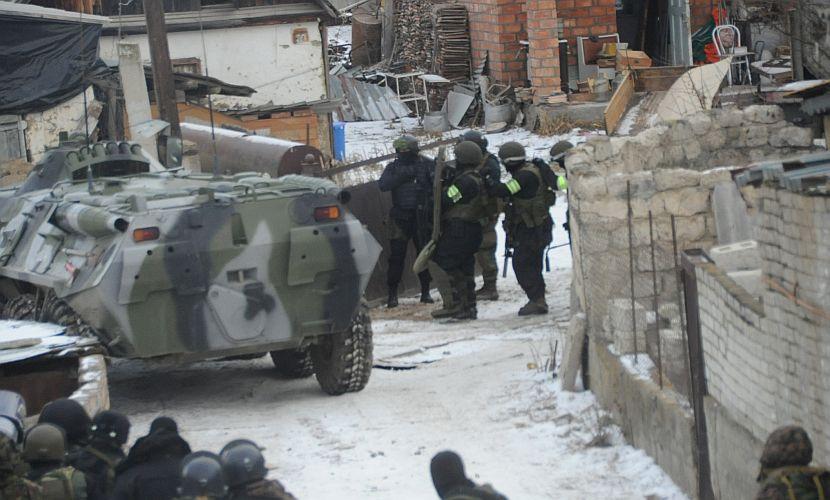 Силовики во время перестрелки в Нальчике ликвидировали пятерых боевиков