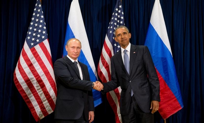 Путин и Обама побеседовали в кулуарах саммита G20