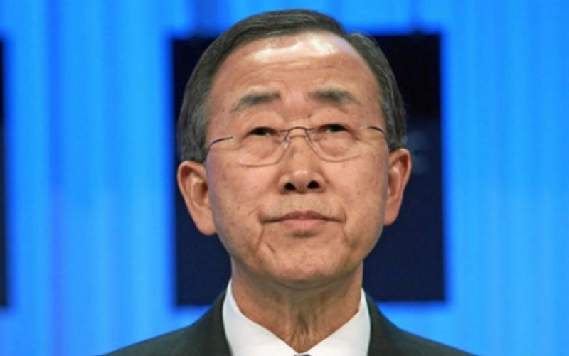 Пан Ги Мун: Россиян, погибших при крушении самолета в Египте, террористы принесли в жертву