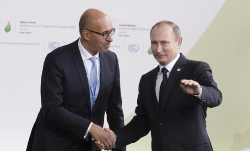 Благодаря России глобальное потепление замедлилось почти на год, - Путин