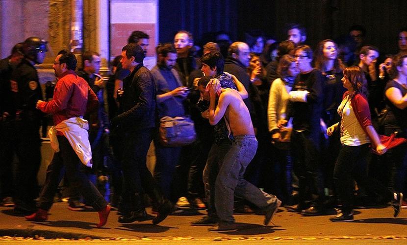 Граждане 12 стран погибли во время терактов в Париже