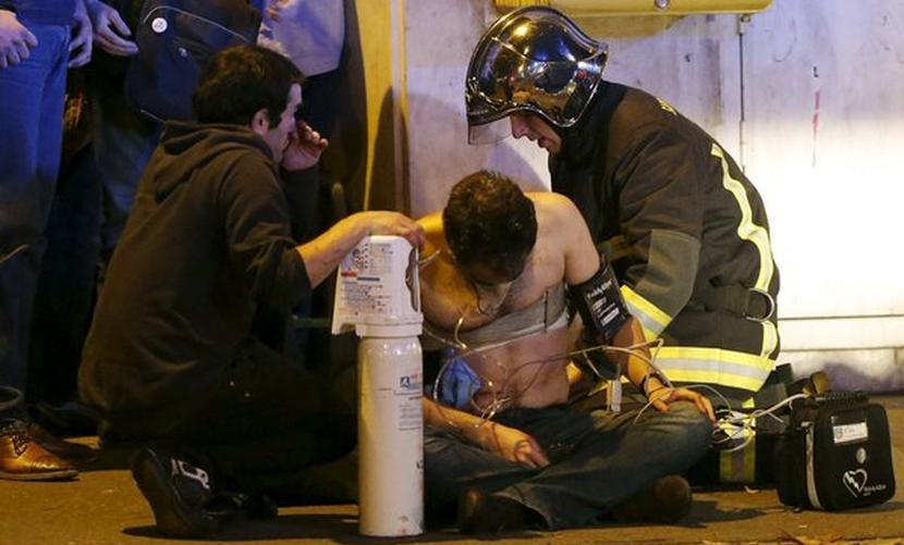 Среди боевиков, устроивших теракт в Париже, были подростки
