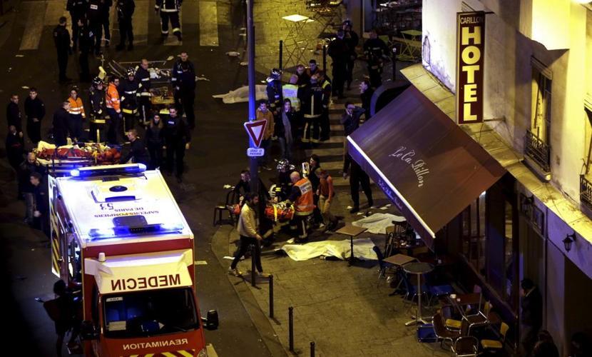 Кровавую бойню в Париже совершили граждане Египта, Сирии и Франции