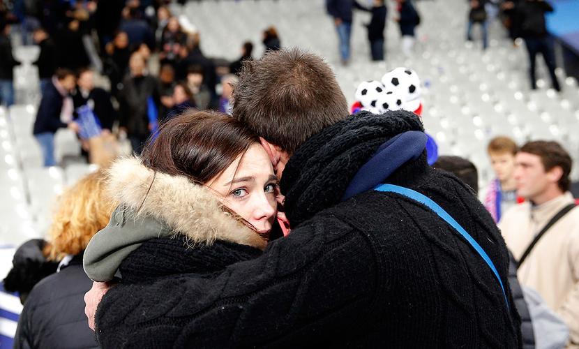 «Это война!» - французская пресса о серии терактов в Париже