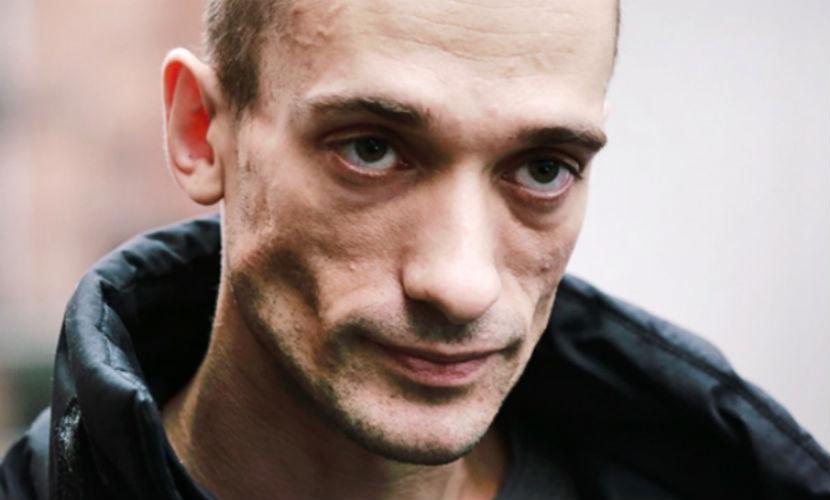 Скандальный акционист Павленский пошантажировал суд и получил 30 суток