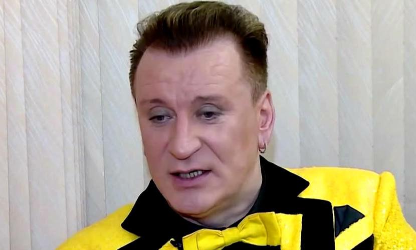 Сергею Пенкину запретили въезд на Украину: националисты в шоке