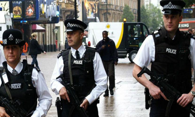 Мужчина, который отрезал руку своей жертве, задержан полицией Англии
